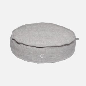 CLOUD7_Dog_Bed_Maccaron_Melange_Grey