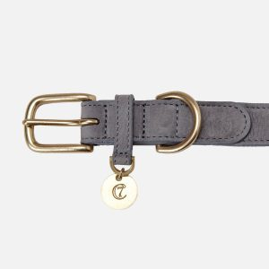 cloud7_dogcollar_taupe_detail